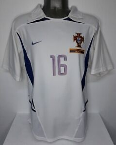 NIKE PORTUGAL RONALDO FIRST GAME 2003 M ORIGINAL JERSEY SHIRT