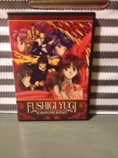 Fushigi Yugi: The Mysterious Play - Suzaku Set (Season 1) (4 - DVD)