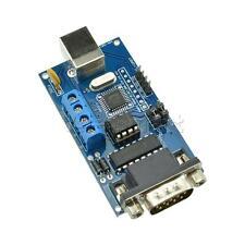 DB9 USB to Serial RS232/UART TTL/RS485 Adapter Converter Module FTDI FT232BM/BL