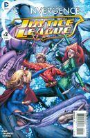 Convergence Justice League #2 (2015) DC Comics