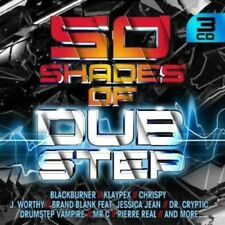 50 Shades of dubsteb 3 CD (chrispy, Candyland, statix, éliminaient, blackburner) NEUF