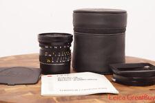Leica ELMARIT-M 24mm f/2.8 Aspherical MF Lens #3846204