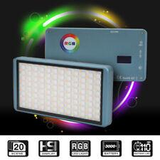 FalconEyes Pockelite F7 LED Video Light+Honey Comb Cover+Soft Diffuser for Vlog