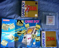 THE LEGEND OF ZELDA: LINK'S AWAKENING - NINTENDO GAME BOY – COMPLETE