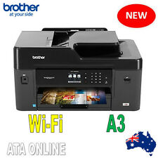 Brother MFC-J6530DW A3 Multifunction Inkjet Printer with Duplex and Wi-Fi.