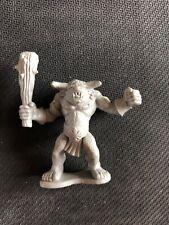 Talisman Minotaur - Character Figure Plastic Warhammer Quest Hero