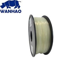 Wanhao Natural PLA 1.75 mm 1 KG Filament for 3d printer - Premium Quality