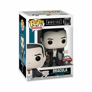 Universal Monsters - Dracula (s2) US Exclusive Pop! Vinyl [RS]-FUN41383-FUNKO
