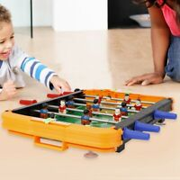 Mini Table Top Football Foosball Players Family Game Toy Kids Children Set Gift