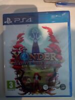 yonder the cloud catcher chronicles ps4 ps4 playstation 4 neuf