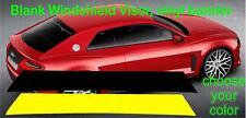 Sun Strip Visor Windshield Decal Windscreen Sticker banner vinyl car