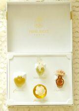 Coffret Miniatures Nina Ricci