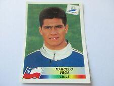 Sticker PANINI World Cup FRANCE 98 N°112 Chile Marcelo Vega