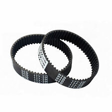 For Black And Decker KW715 KW713 BD713 177-3M Toothed Planer Drive Belt, 2PC