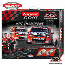 New Carrera Go HRT Champions Holden Slot Car Set Courtney v Tander