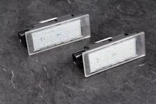 TÜV FREI LED Nummernschild beleuchtung Kennzeichenbeleuchtung Renault Espace IV