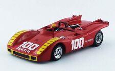 Best MODEL 9573 - Abarth 2000 SP #100 GP Enna (Italie) - 1970  Merzario 1/43