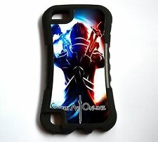 Manga Sword Art Online Anime Rubber Case Cover For iPod Touch 5 5th