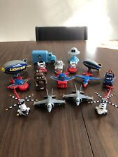 MATTEL DISNEY CARS MATER TAKE FLIGHT ASSORTED CHARACTER LOT