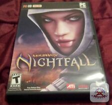 Guild Wars Nightfall PC Game COMPLETE (Discs, Manual, Reference Guide, Poster)