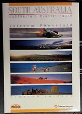 AUSTRALIE SÉRIE 6 TÉLÉCARTES - AUSTRALIA'S CLASSIC SOUTH - NEUVE AVEC ENCART