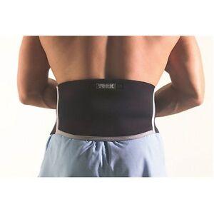 York Lower Back Support Belt Adjustable Lumbar Sports Neoprene Gym Brace