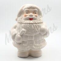 Vintage YIN TAI Taiwan Standing Santa Claus With Bag Christmas Cookie Jar