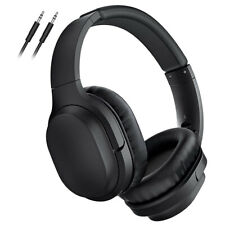 Mpow H24 Over Ear Bluetooth 5.0 Headset Foldable Wireless Headphones Stereo Bass