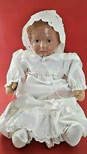 Geburtstagsedition Schildkröt Puppe mit sehr prächtigem Taufkleid!