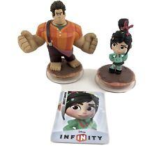Disney Infinity 1.0 2.0 3.0 Wreck it Ralph Vanellope Character Figure Lot VHTF