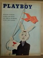 Playboy July 1959 *  Very Good Condition * Free Shipping USA