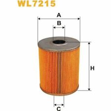 ORIGINAL WIX FILTERS ÖLFILTER WL7215 FORD, VW
