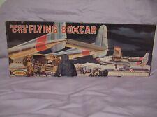 AURORA C-119 FLYING BOXCAR MODEL KIT.