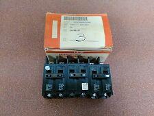 3X ITE SIEMENS 20 amp circuit breaker BQ2B020 Type BQ 2 Pole NIB