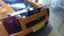 CARBON TORO  REAR GT WING SPOILER WITH CAMERA COVER FOR 08-14 LP550 LP560 LP570