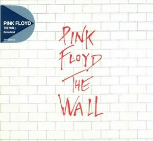 Pink Floyd  The Wall  Remastered 2011  2Cds EMI Records New