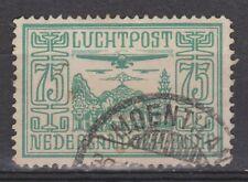Nederlands Indie 9 CANCEL MOENTILAN Netherlands Indies luchtpost airmail 1928