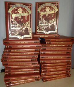 2 Jules (Julius) Verne alle Prachtausgaben Goldprägung neuwertig zum Stückpreis