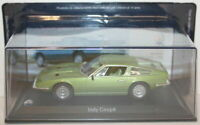 Altaya 1/43 Scale - Maserati Indy Coupe 1969 - Met Green