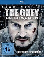 Blu-ray * THE GREY - UNTER WÖLFEN | LIAM NEESON # NEU OVP §