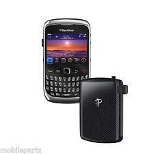Powermat Wireless de carga batería cubrir para Blackberry Curve 8520 & 9300 3g