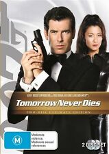 Tomorrow Never Dies (DVD, 2007)  Pierce Brosnan  Judi Dench  Joe Don Baker