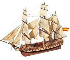"""Beautiful, brand new wooden model ship kit by OcCre: """"HMS Diana"""" frigate"""