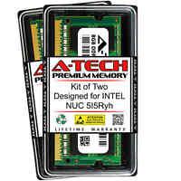 16GB 2x 8GB PC3-12800 DDR3 1600 MHz Memory RAM for INTEL NUC NUC5I5RYH