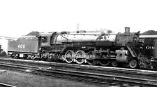 Louisville & Nashville photo L&N Railroad Steam Locomotive 400 2-8-2