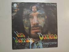 "VAN MORRISON:(From Them)Domino-Sweet Jannie-Germany 7"" 70 Warner Bros. A7434 PSL"