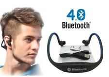 Bluetooth Wireless Headset Headphones Sport neckband rechargeable for iPhone htc