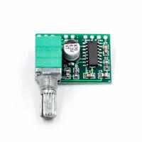 PAM8403 5V Power Audio Amplifier Board 2 Channel 3W W Volume Control/ USB Power^