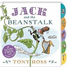 Jack and the Beanstalk by Tony Ross (2016, Board Book)