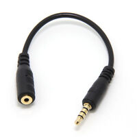 NEW Gaming Cable for XBox ONE Turtle Beach Headset 3.5mm TRRS to 2.5mm Adapter